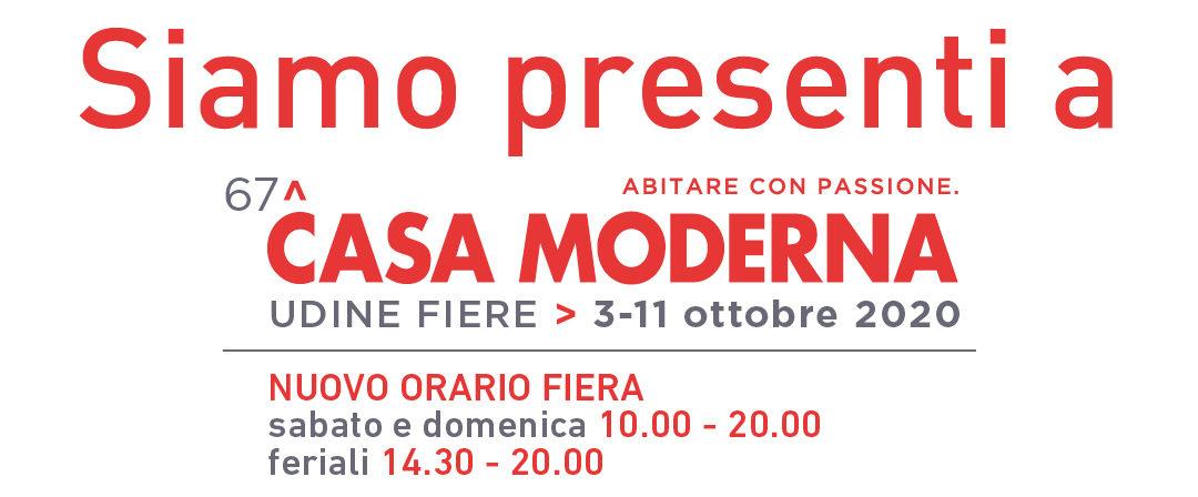 67° edizione di CASA MODERNA